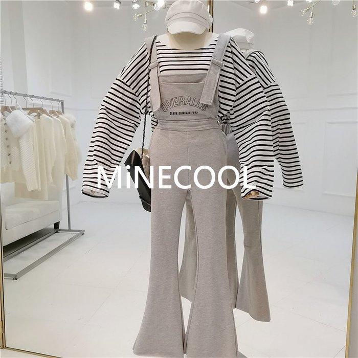 MiNE SHOP韓版百搭工裝褲M9319-5三色 均碼