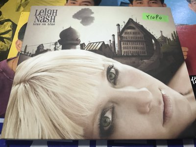 *還有唱片行*LEIGH NASH / BLUE ON BLUE 二手 Y1090