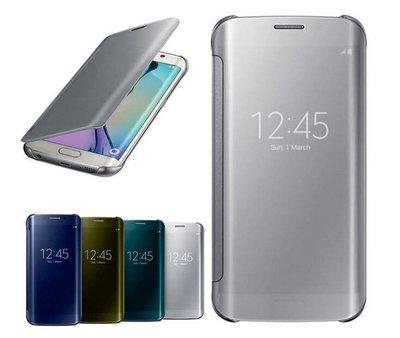 三星 Galaxy S7 / S7 edge 全透視 皮套 視窗 保護套 保護殼 智能 智慧