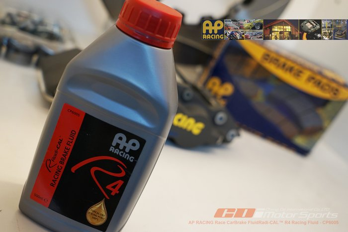 AP RACING 原裝進口頂級 AP煞車油 Radi-CAL™ R4 Racing - CP6005 / 制動改