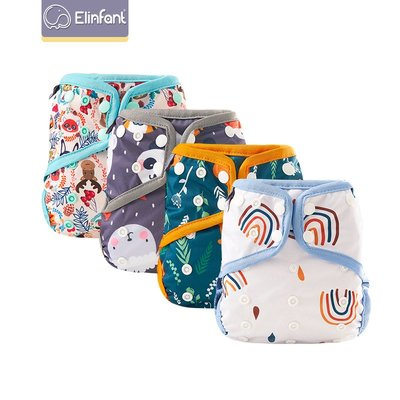 【小麻雀】熱銷 方頭外罩 透氣環保INS新花型diaper cover寶寶尿褲外罩#商店滿199才出貨