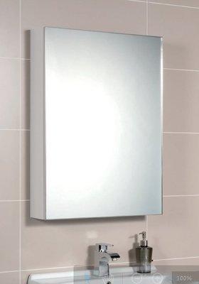 《振勝網》詢問再優惠! Corins 柯林斯 55cm DR-55 亮鉻色鋁封邊鏡箱櫃 鏡箱 收納鏡櫃
