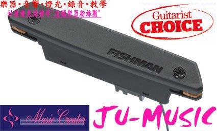 造韻樂器音響- JU-MUSIC - FISHMAN  Single-Coil 單線圈 主動式 音孔型 拾音器