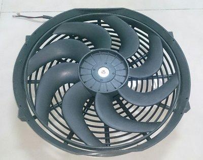 日本冷卻部品知名大廠 BILLION 14吋超薄7公分高轉速冷卻風扇