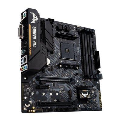 【ASUS華碩】TUF GAMING B450M-PLUS II 主機板 Safeslot強化插槽 『高雄程傑電腦』