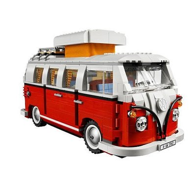 【美國正品樂高LEGO】樂高Lego 10220 Volkswagen T1 Camper Van 福斯露營車