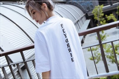 VAST 2017A/W FLY OR DIE HIGH NECK T-SHIRT 機能 上衣 刺繡 L