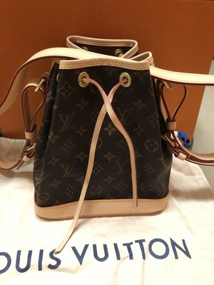 LV Louis Vuitton Monogran 路易威登水桶手袋 M40817