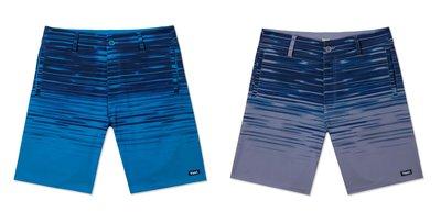 *VAST*BLURRED LINES 水陸兩用褲.四面彈性- 藍.灰兩色.直購含運#B3849
