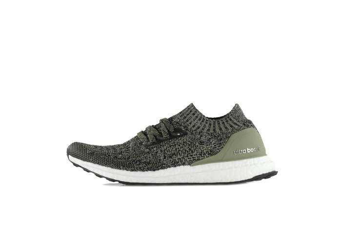 DONNA 美鞋代購~預購~Adidas Ultra Boost Uncaged 墨綠襪套款 DA9160-Yahoo奇摩拍賣