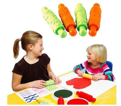 【晴晴百寶盒】英國進口圖形桿麵棍 創意桿麵棍可愛創意認知訓練玩具 益智遊戲 送禮禮物禮品 創意寶寶早教益智遊戲 W005