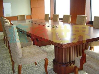 《瘋椅世界》OA辦公家具全系列 訂製高級會議桌  (董事長桌/老闆桌/洽談桌)