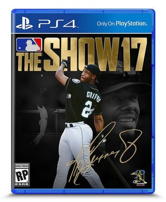 PS4 MLB The Show 17 Standard Edition - PS4 美版 普通版