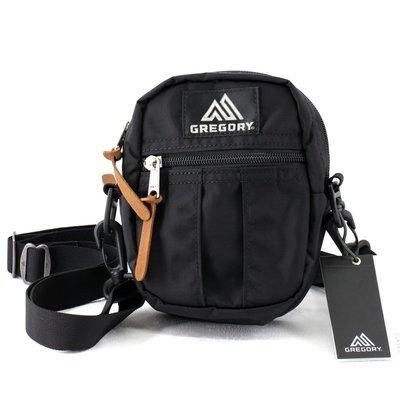 現貨 可自取 GREGORY 1.5L 黑色 斜背包 休閒包 隨身包 戶外包 旅行包 小包 65469-1041