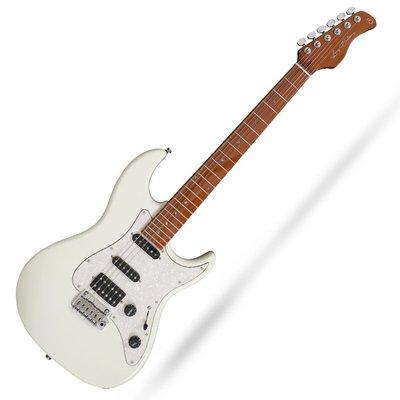 大鼻子樂器 Sire S7 Larry Carlton 電吉他 白色