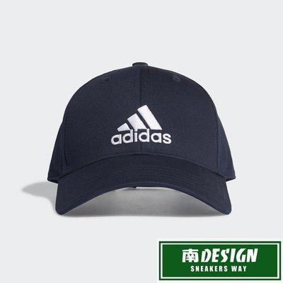 南◇2020 6月 ADIDAS Suede Cap 老帽 深藍色 運動帽 棒球帽子 男女 愛迪達 可調式 FQ5270