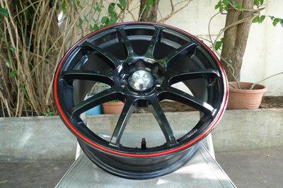 小李輪胎 16吋4孔100+114.3 中古鋁圈 有二顆 可拆賣 豐田 三菱 本田 鈴木 日產 福特 現代 馬自達