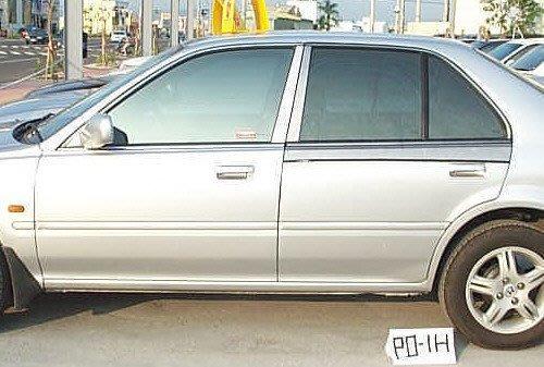 車用蚊帳˙後門2片˙Honda 4.5.6.7代 Civic 4.5.6代 Accord  RX330 RX300