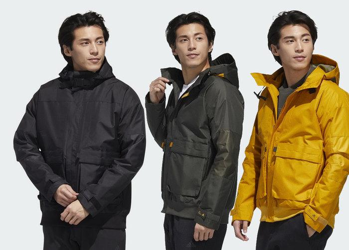 【Dr.Shoes 】Adidas 運動外套 大口袋 保暖 科技感外套 GM4397 GM4398 GM4402
