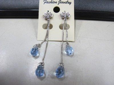 二手舖 NO.4498 時尚造型耳環 耳針 耳鉤 便宜賣 首飾飾品