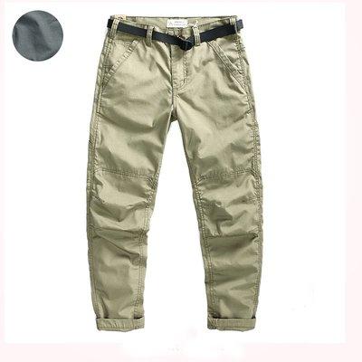 ☆R&M☆日系帥氣質量超好舒適好穿3D立體剪裁彈性工作褲休閒褲(二色),附腰帶~預購+現貨