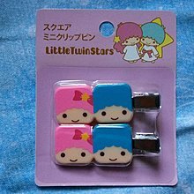 日本 Littletwinstars 髮夾1對