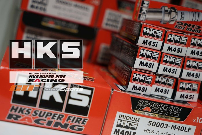 HKS SUPER FIRE RACING 超高性能 火星塞(9號) 各車系專用 歡迎洽詢 / 制動改