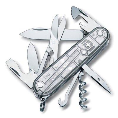【優力文具】維氏VICTORINOX Silver Tech 銀白系列15用瑞士刀(1.3703.T7) 台中市