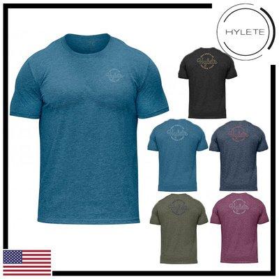 ►瘋狂金剛◄ HYLETE Array Tri-Blend Crew Tee  柔軟 透氣 運動 短袖T恤