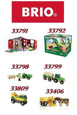 瑞典 BRIO 木製玩具 COUNTRYSIDE系列 (2)