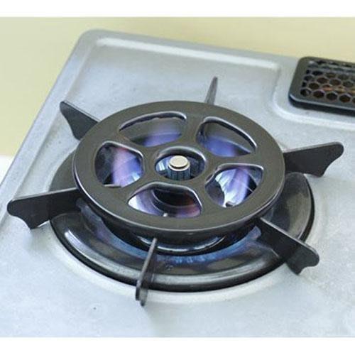 現貨*LUCY 日韓生活館*日本五德 瓦斯爐專用小腳架 廚房用具 耐熱陶瓷 露營煮餐 小鍋具上爐不怕東倒西歪