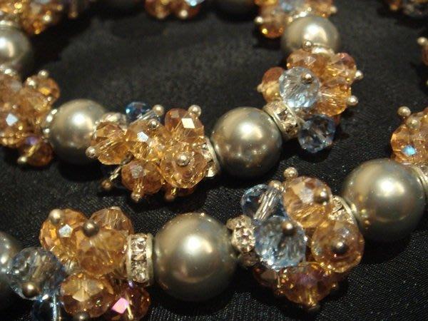 賣家珍藏,全新典雅南洋貝寶珠項鍊,含人造珠,低價起標無底價!本商品免運費!