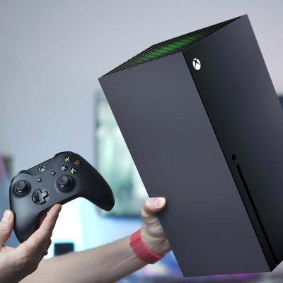 現貨微軟Xbox Series S/X主機 XSS XSX one s 次世代4K游戲主機~【阿鳳】