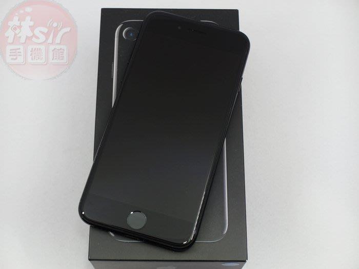 【林Sir 手機 嘉義館】85% 新 Apple iPhone 7 128G/曜石黑/I7/Iphone7 換機更優惠