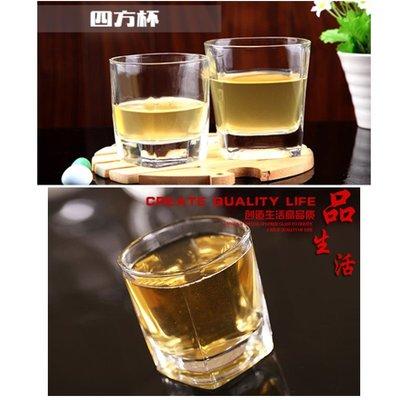 威士忌杯(六入)水杯玻璃杯酒杯洋酒杯啤酒杯果汁_☆找好物FINDGOODS☆