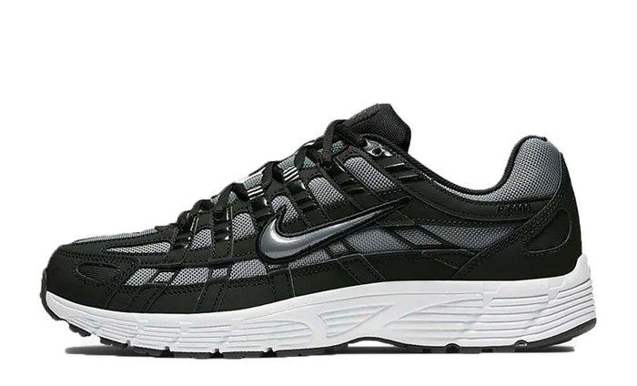 沃皮斯§Nike P-6000 復古 休閒 慢跑 黑灰 男款 CD6404-003