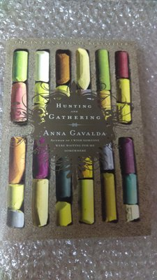 Hunting And Gathering Anna Gavalda 英文小說