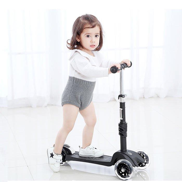 5Cgo【樂趣購】560130426360寶寶滑板車滑滑車扭扭車兒童初學者平衡車嬰幼兒可坐小孩多功能1-6歲自行車三輪車