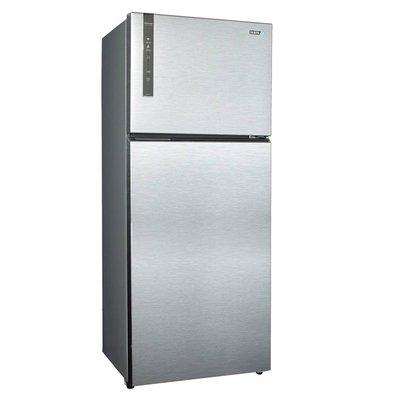 【免卡分期】SAMPO聲寶 SR-B53D(K3) 1級變頻2門電冰箱 全機三年保固 三洋可參考