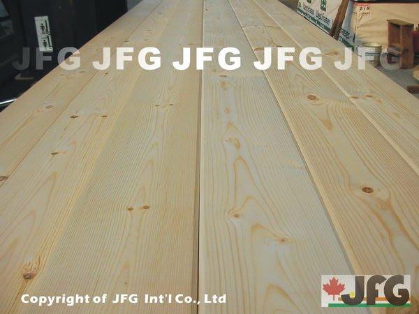 【JFG木材】SPF 松木地板】34x135mm 超厚雙面地板 民宿 床板 通鋪 承重 木材批發加工 裝潢 木屋 木工