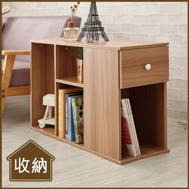 書櫃 收納櫃 門櫃【家具先生】簡約優雅收納櫃/玄關櫃/床邊櫃 邊櫃 櫃子 書架 書櫃 邊桌 咖啡桌 OAF16