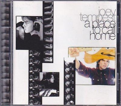 joey tempest a place to call home~1995德國版~原版二手CD.品相曲目如圖