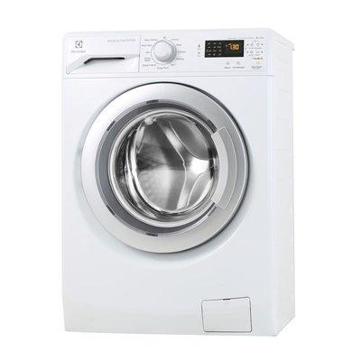 桃園【省錢王-政府認證】【議員強力推薦】伊萊克斯 Electrolux EWW12853 洗脫烘衣機