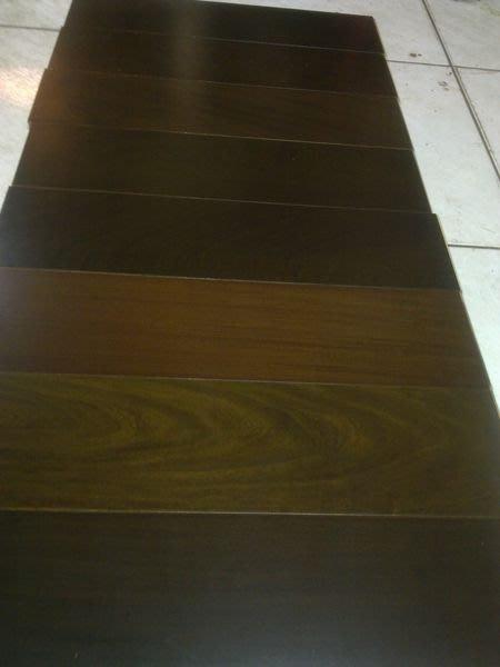 協泰地板-海島厚皮地板1箱400元-聯合國散裝--柚木-紫檀-橡木(來倉庫價)