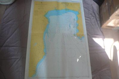藍色小館46-1-WGS84航海圖-PRACHUAP KHIRI KHAN TO KO CHUANG