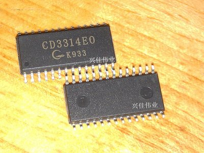 CD3314 CD3314EO 音響音質處理器 音響晶片 SOP-28 W81-0513 [335106] 新北市