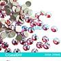 【施華洛世奇水晶元素】平底石 #2058-SS20(4.7mm)玫瑰亮彩(209AB)