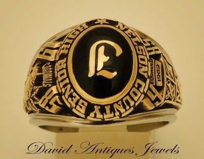 ((天堂鳥)) King of Ring 1985年NELSON COUNTY SENIOR HIGH SCHOOL