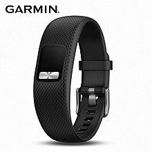 【桃園幸運草】GARMIN Vivofit 4 系列錶帶 黑色(大)