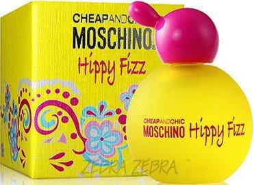 MOSCHINO~愛嬉戲~Hippy Fizz~4.5ml~全新~可面交~